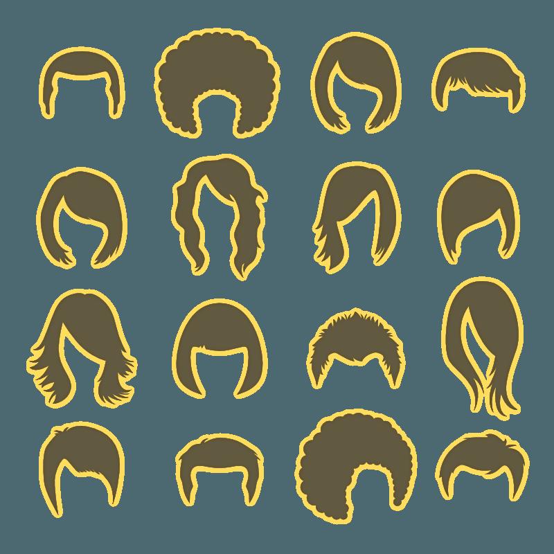 Shampoo clipart combclip. Argan oil hair treatment