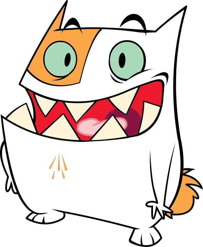 List of catscratch characters. Hair clipart plaited