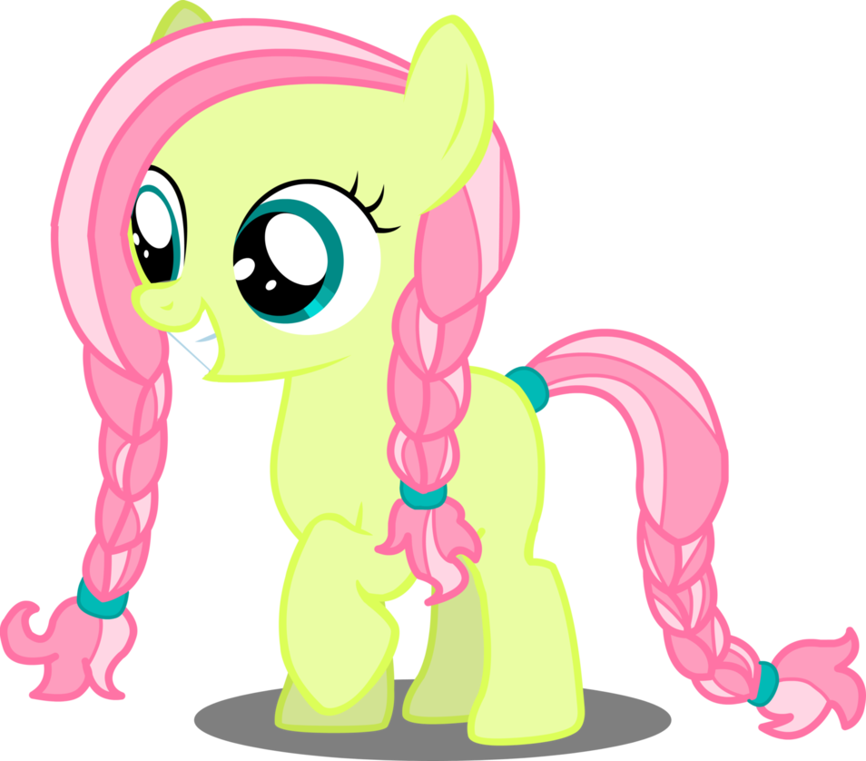 Hair clipart plaited. Flower blossom filly with