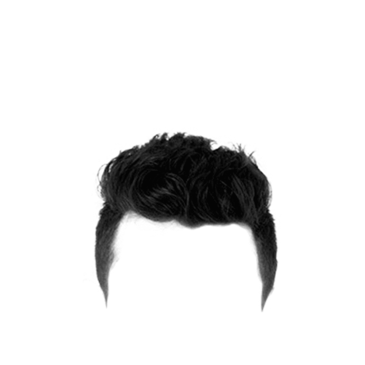 Part real zip file. Hair png files