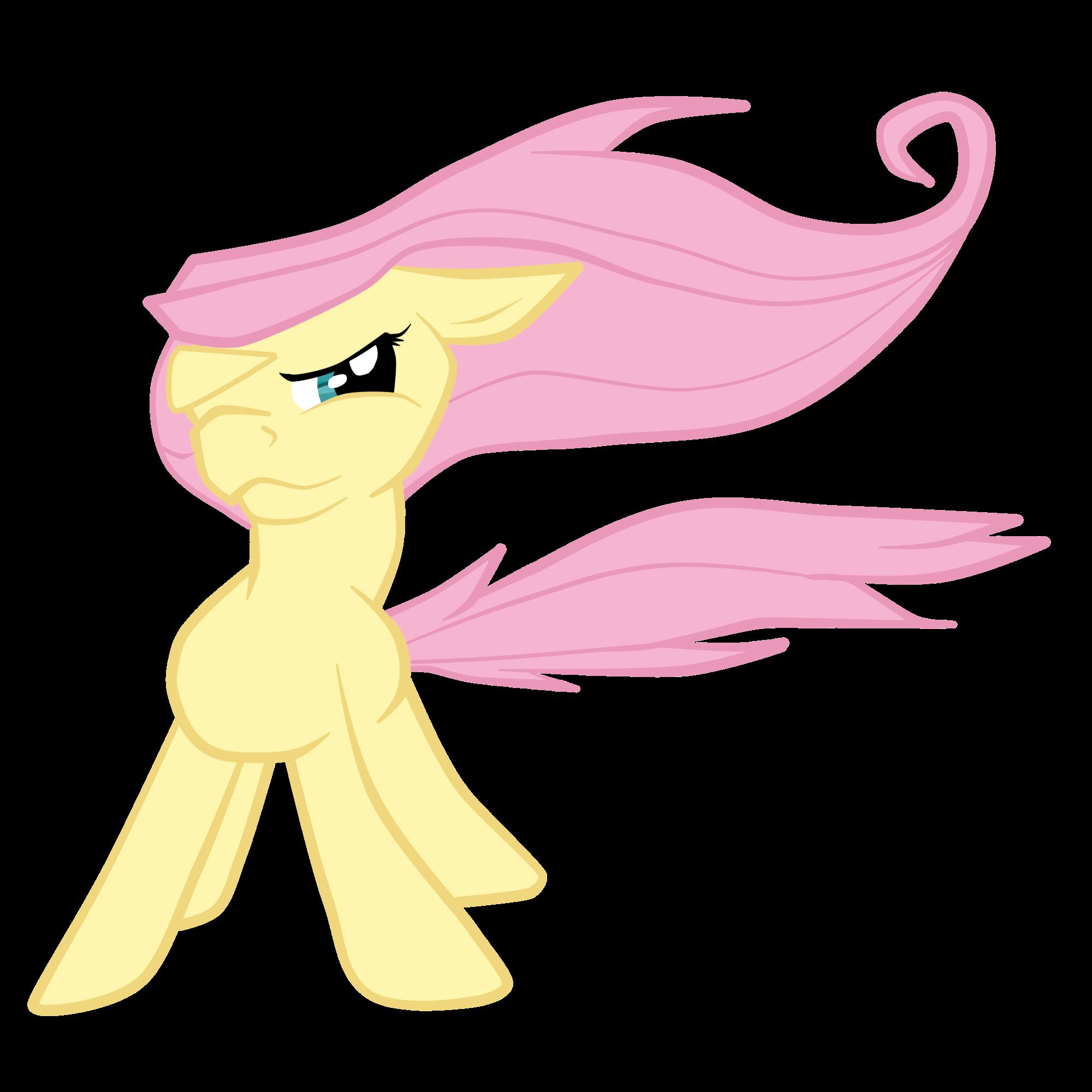 Summer my little pony. Windy clipart hair