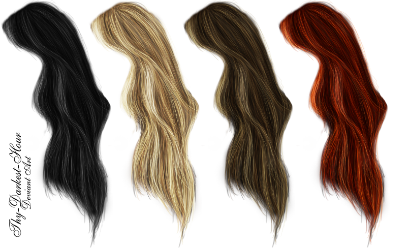 S by thy darkest. Hair png files