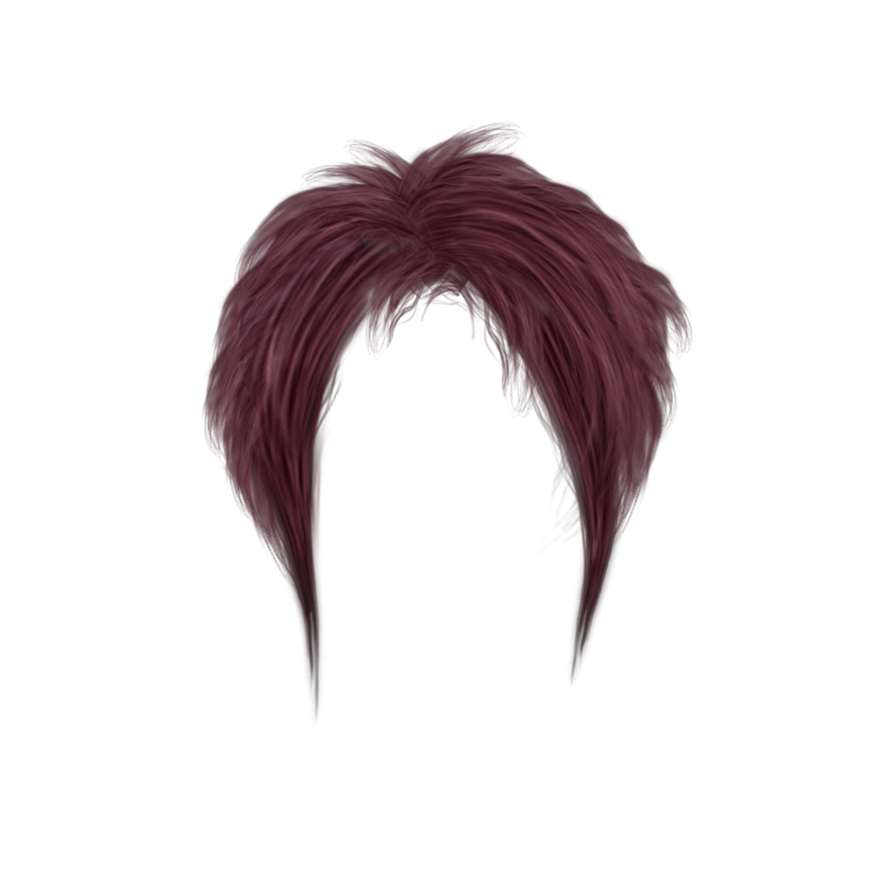 Women and men hairs. Hair png images