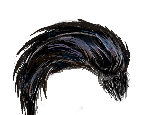 Brand new cb hairs. Hair png images