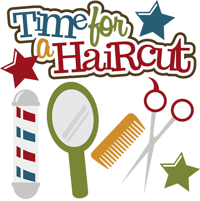 huge freebie download. Haircut clipart