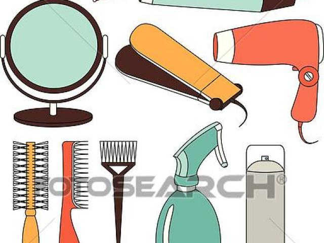 Haircut clipart accessory. Free download clip art