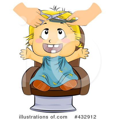 Haircut clipart animated. Illustration by bnp design
