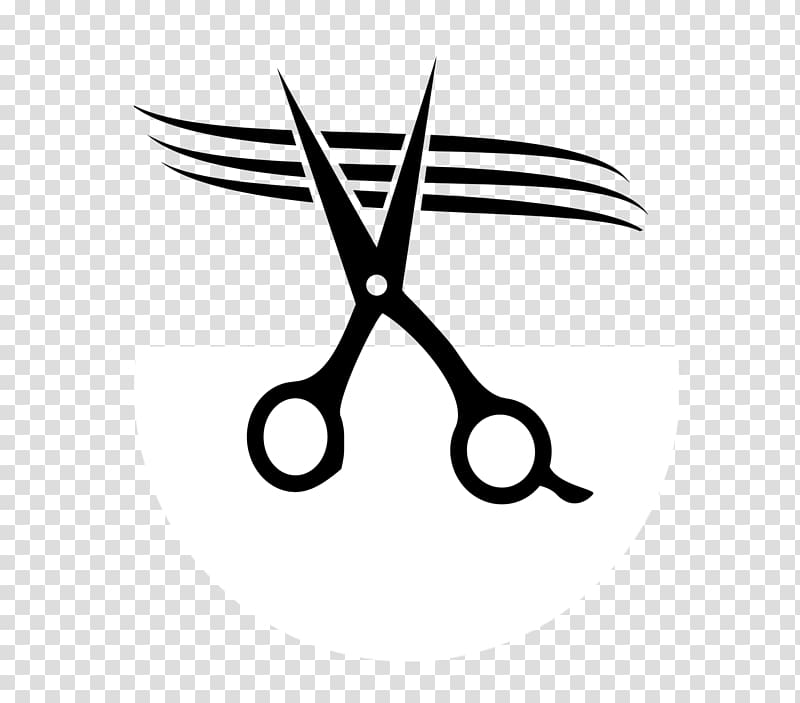 Shears clipart haircutting. Comb hair cutting hairstyle