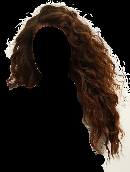 Haircut clipart frizzy hair. Http media tumblr com