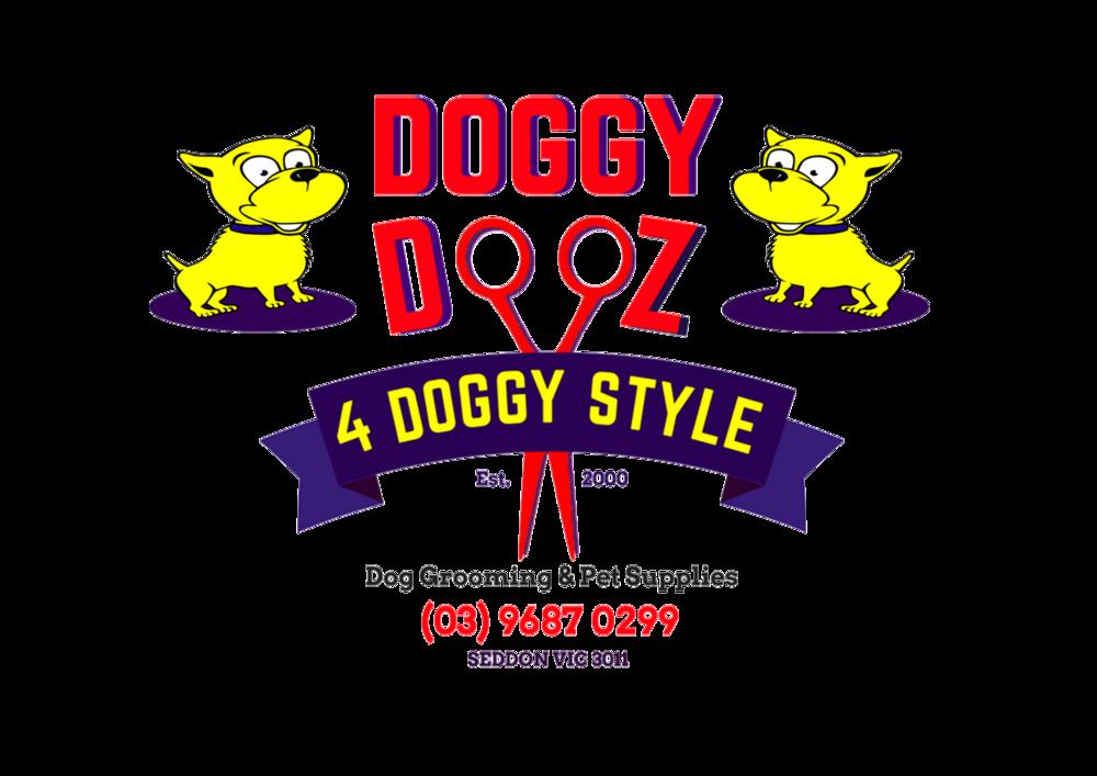 Doggy dooz dog grooming. Haircut clipart hair hygiene