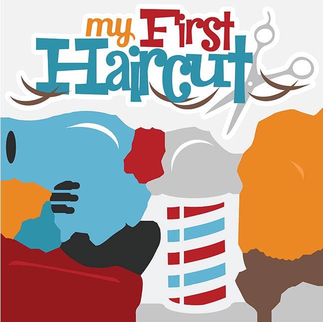 Hairdresser haircut