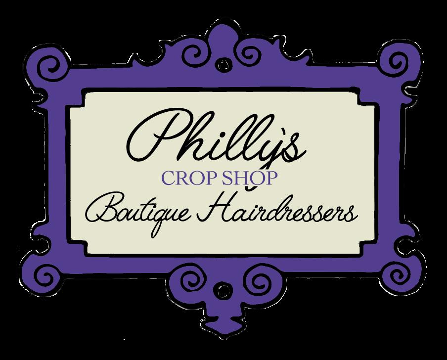 Phillys crop shop . Haircut clipart salon