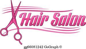Haircut clipart salon. Clip art royalty free