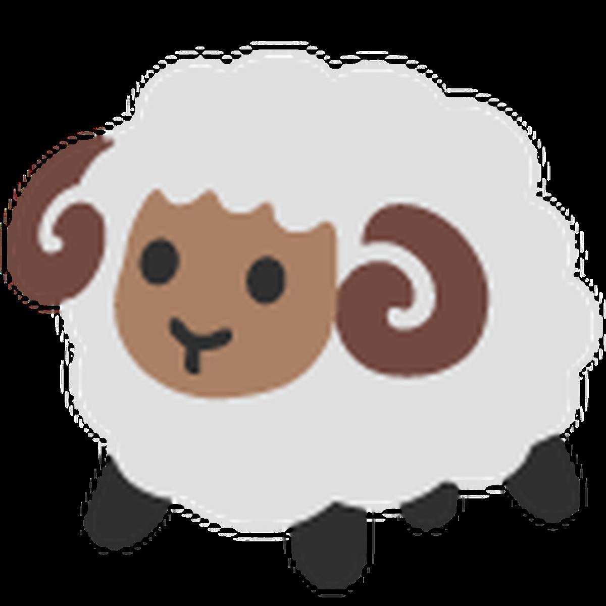 Haircut clipart sheep. A closer look at