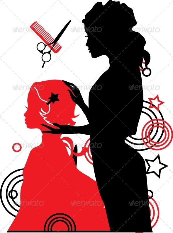 Hairdresser clipart. At getdrawings com free