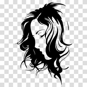 Beauty parlour chicago extensions. Hairdresser clipart hair extension