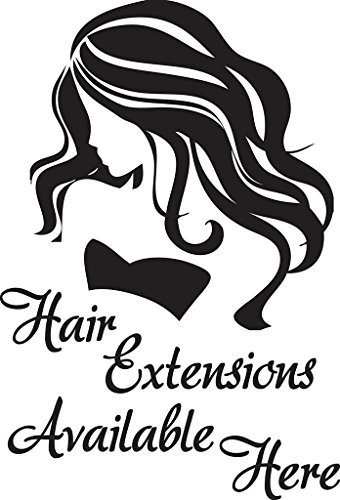 Hairdresser clipart hair extension. Amazon com blankleaf extensions