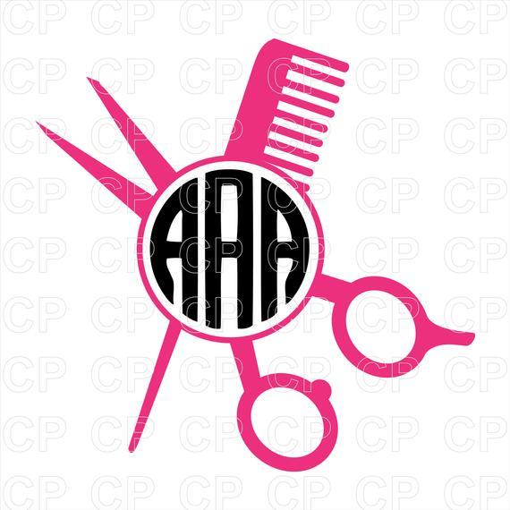 Download Hairdresser Clipart Monogram Hairdresser Monogram Transparent Free For Download On Webstockreview 2021
