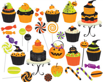 Clip art arts for. Halloween clipart chocolate