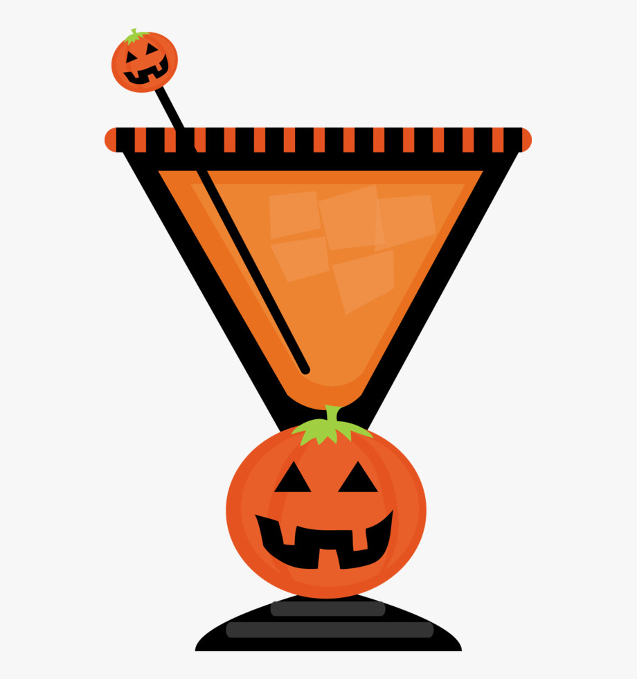 Halloween clipart drink. Creepy cliparts