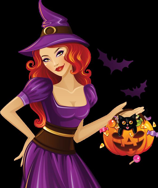 soloveika. Halloween clipart light