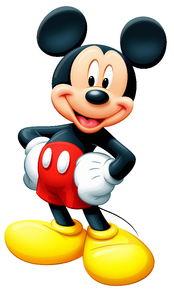 Mouse im genes sin. Halloween clipart mickey