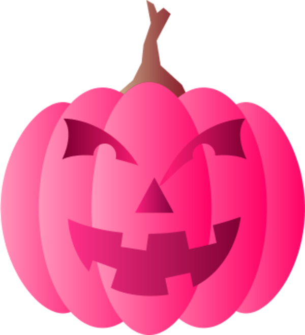 collection of high. Pink clipart halloween
