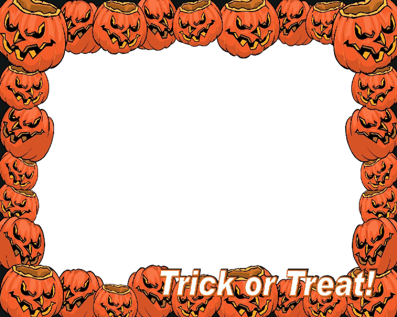 Vector download free icons. Halloween frame png