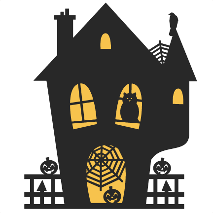 Halloween house png. Download transparent image arts