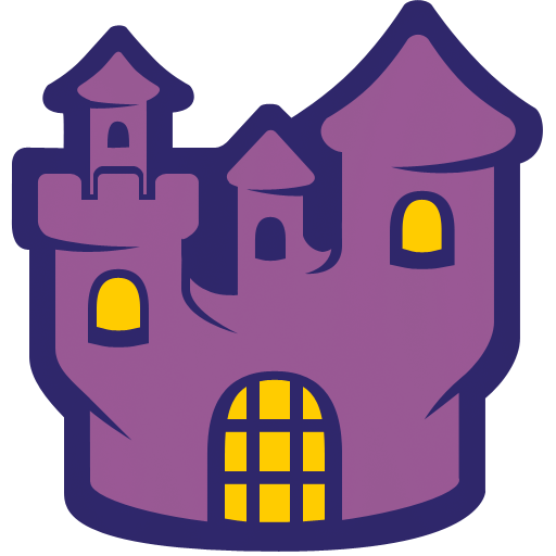 Home icon iconset iconcreme. Halloween house png