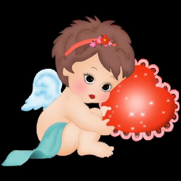 Halo clipart baby. Angel free clip art