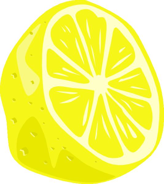 Lemons clipart limon. Citrus cartoon free collection