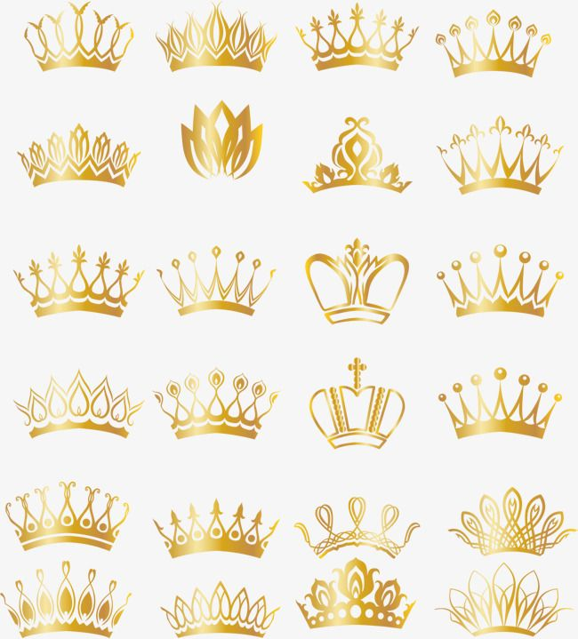 Halo clipart crown. Cartoon gold png and