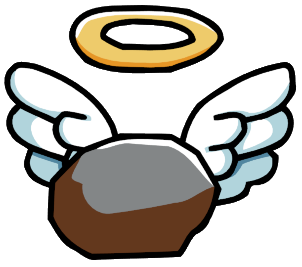 Angelic scribblenauts wiki fandom. Halo clipart innocence
