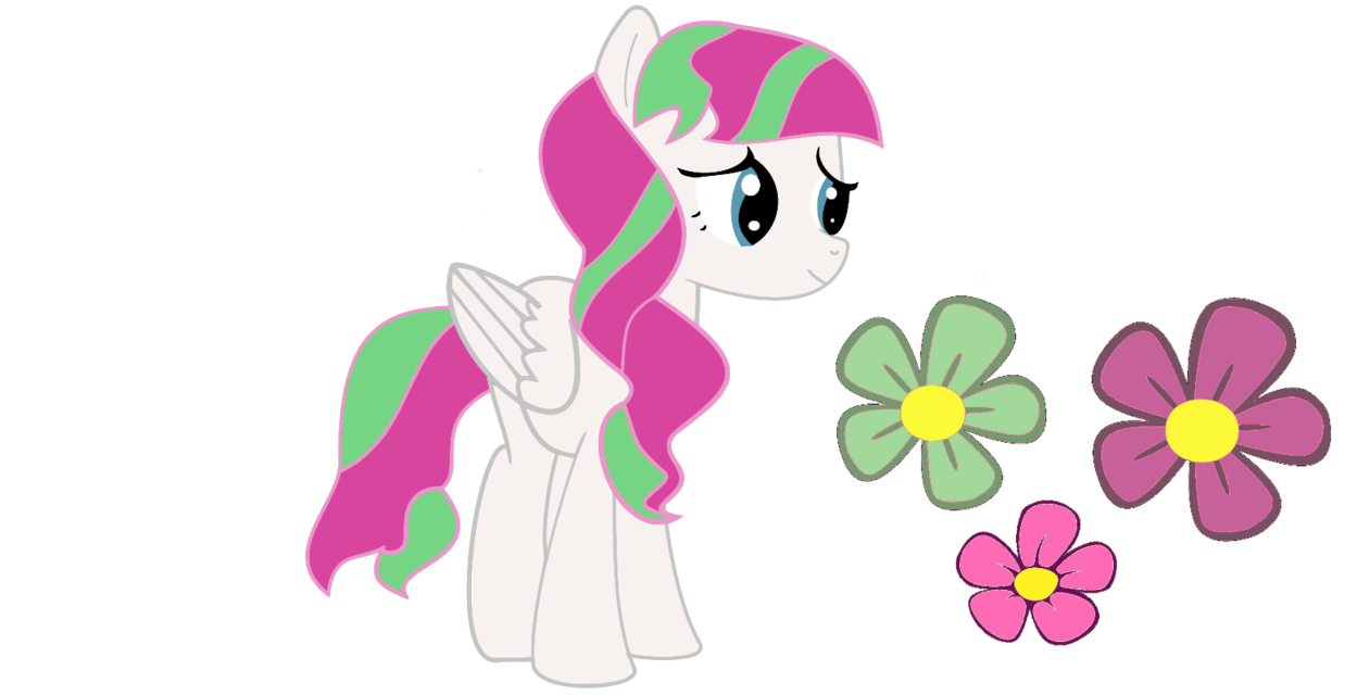 Halo clipart innocence. Mlp au blossom forth