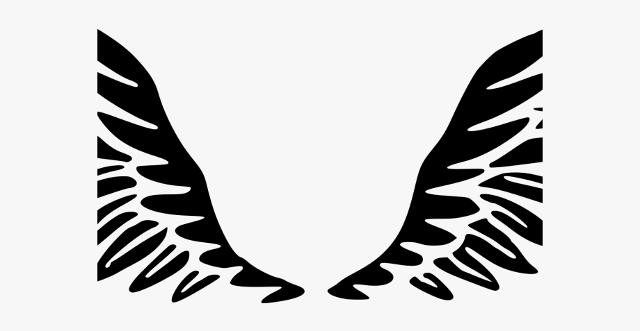 Wings pdf angel png. Wing clipart angel's wing