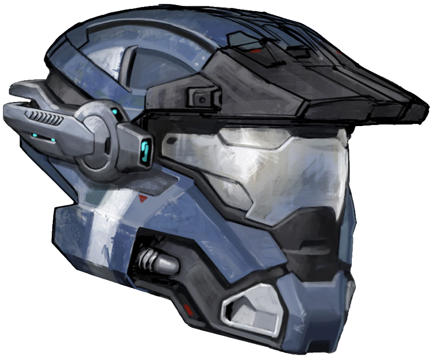 Halo spartan helmet png. Image carter a concept