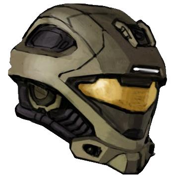Image recon concept fanon. Halo spartan helmet png