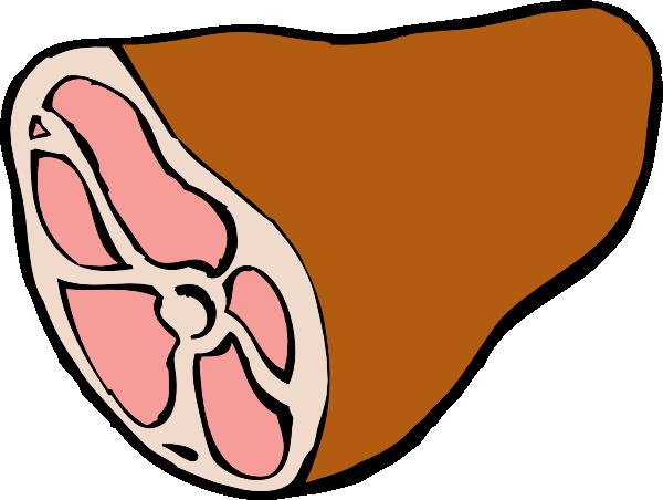 Clip art at clker. Ham clipart