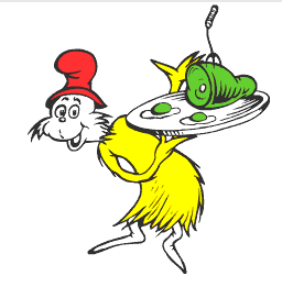 And clip art dr. Ham clipart green eggs