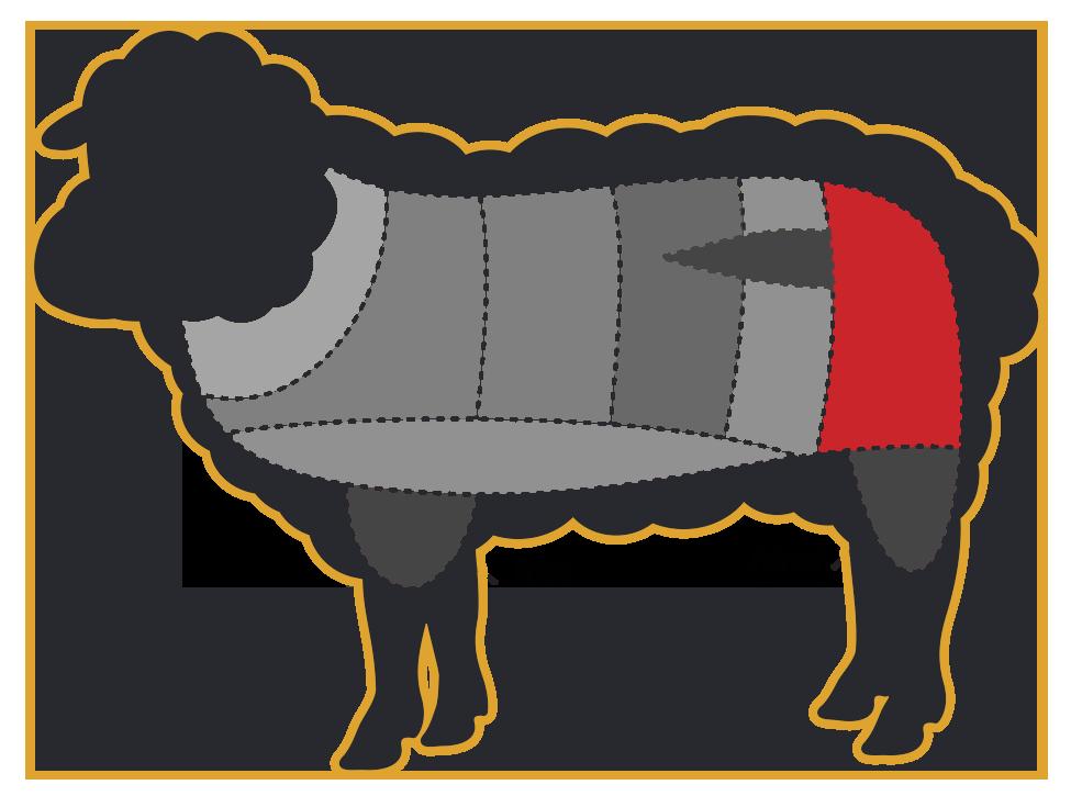Boneless makani australias finest. Ham clipart lamb leg
