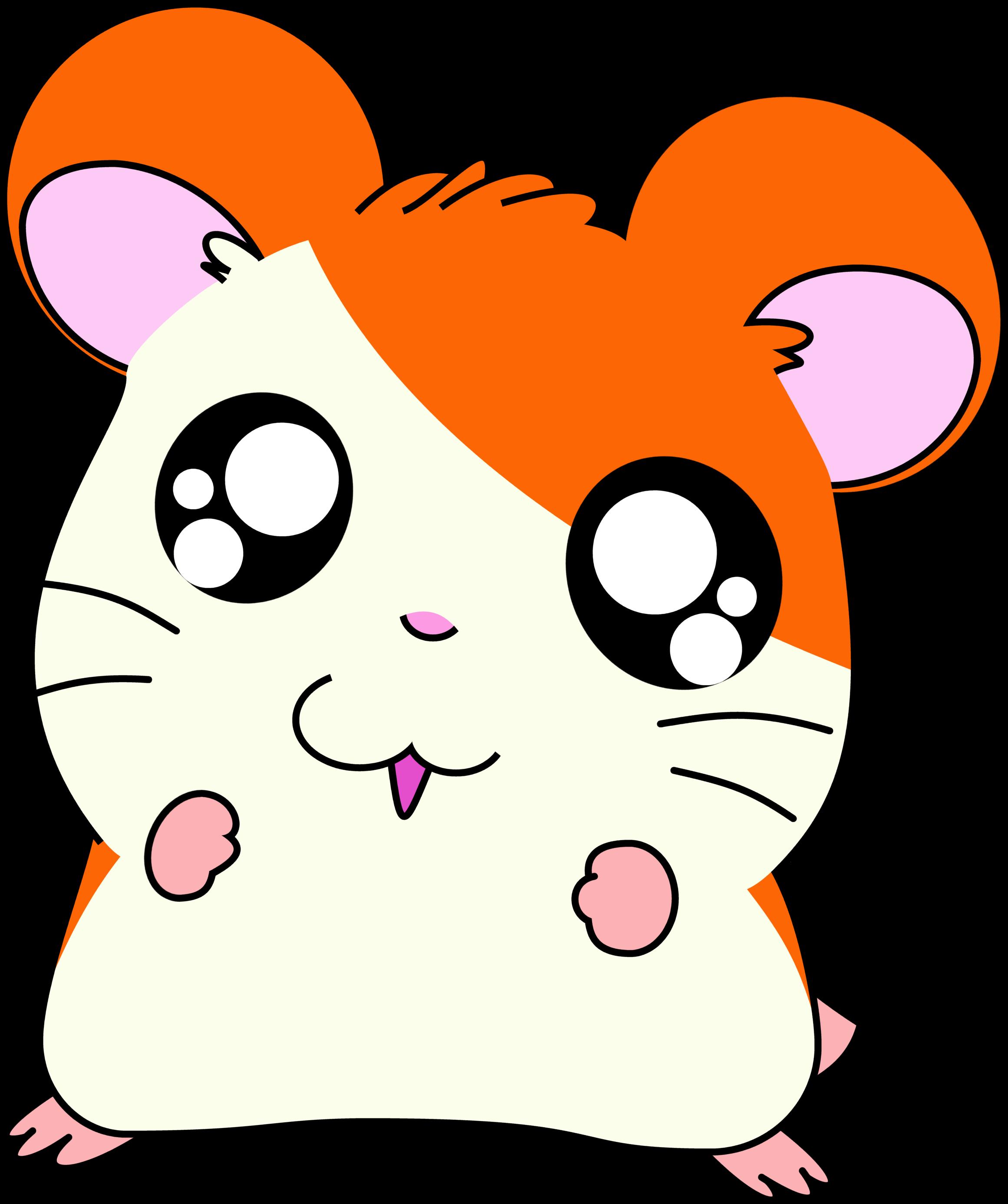 Ham clipart noche buena. Hamtaro google search anime