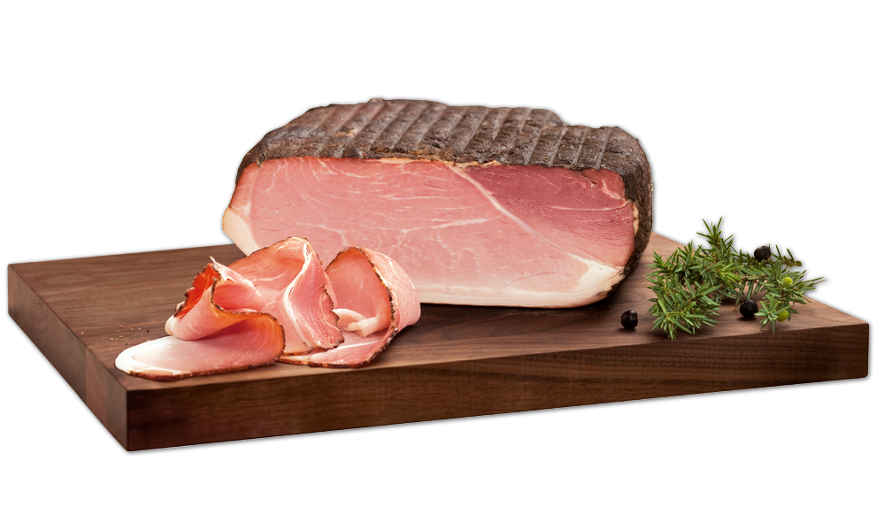 Tyrolean roasted handl tyrol. Ham clipart prosciutto