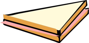 Ham clipart sandwhich. Sandwich clip art at