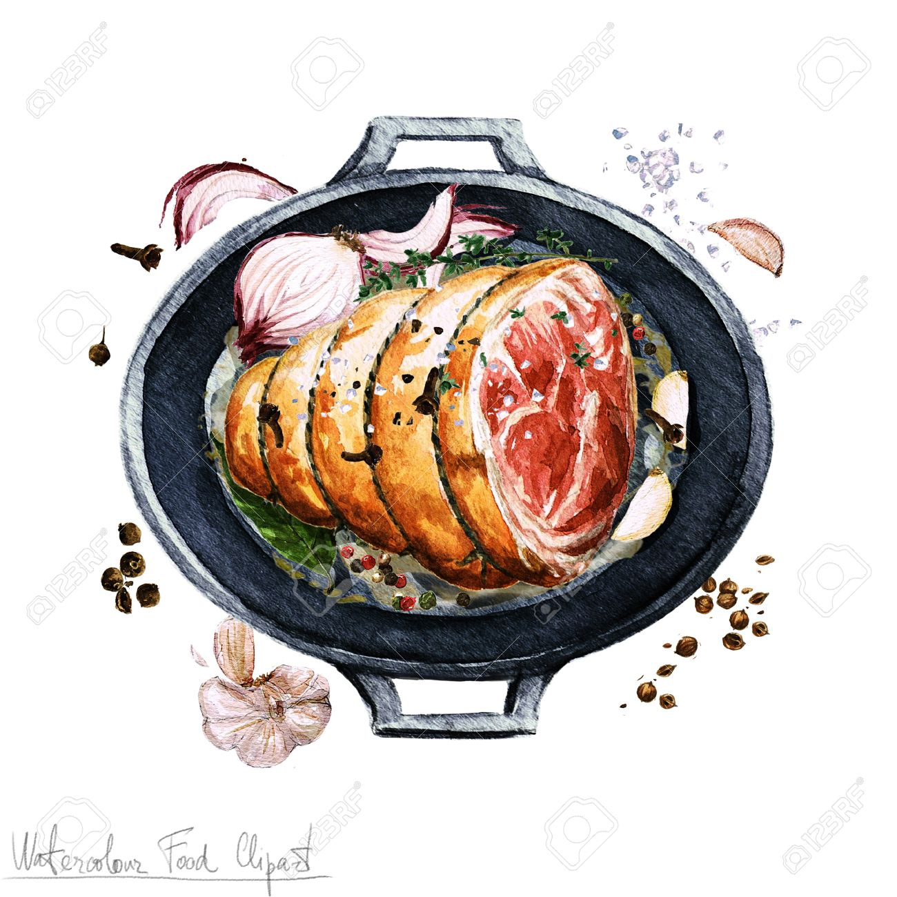 Portal . Ham clipart thanksgiving