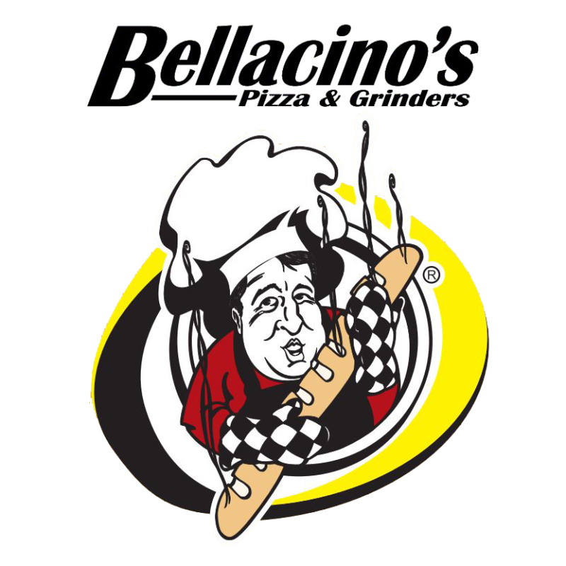 Ham clipart triple. Bellacino s pizza grinders