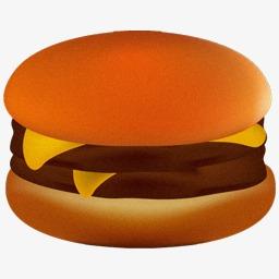 Food png image and. Hamburger clipart