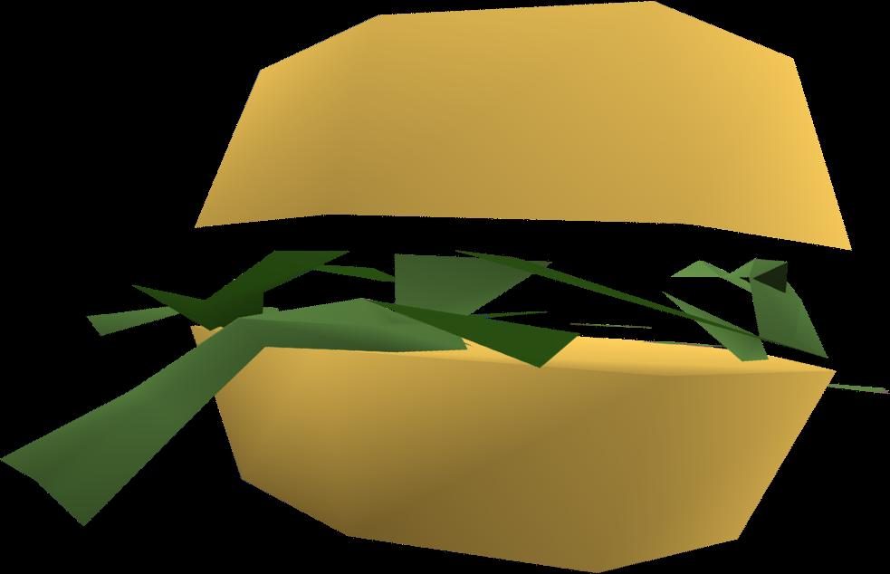 Frogburger runescape wiki fandom. Hamburger clipart abundance