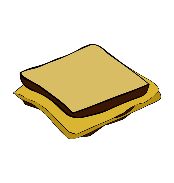 Sandwich jokingart com. Yearbook clipart cheese
