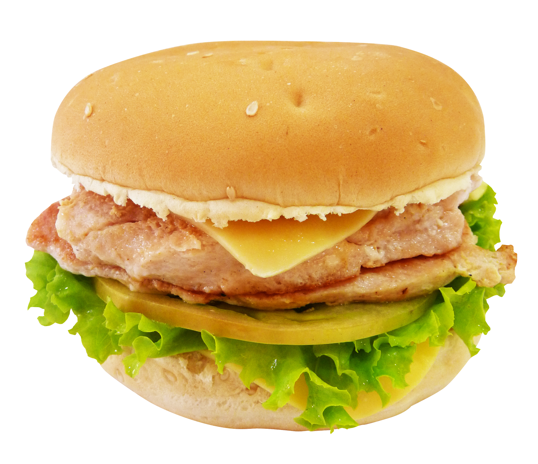 Hamburger clipart bread. Png image purepng free
